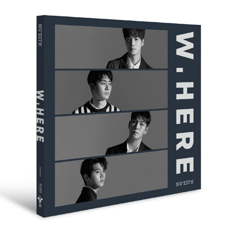 W. HERE: PORTRAIT VER [NEW ALBUM]