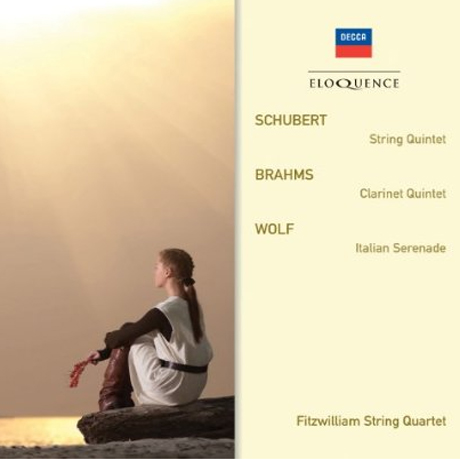 STRING QUINTET/ FITZWILLIAM STRING QUARTET