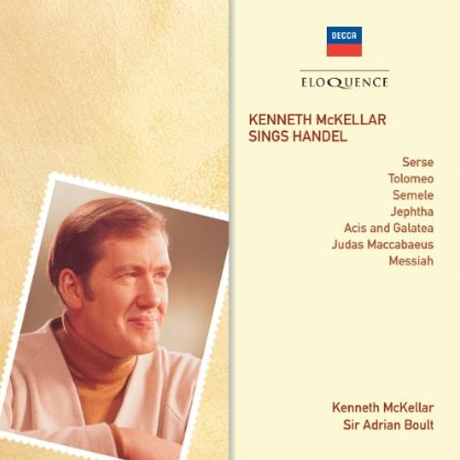 SINGS/ KENNETH MCKELLAR, ADRIAN BOULT