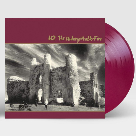 THE UNFORGETTABLE FIRE [35TH ANNIVERSARY] [LIMITED] [180G WINE LP]