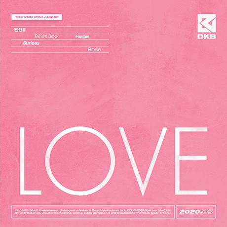 LOVE [미니 2집]