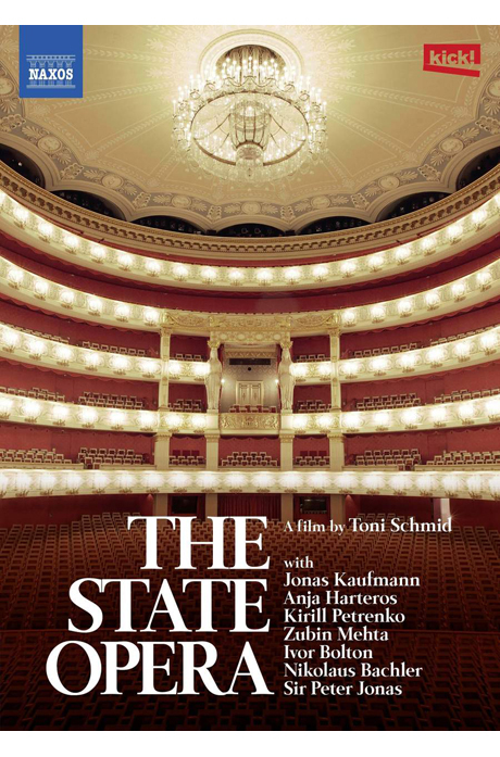 THE STATE OPERA: A FILM BY TONI SCHMID [다큐멘터리: 더 스테이트 오페라] [한글자막]