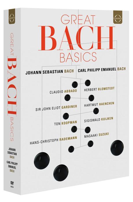 GREAT BACH BASICS [바흐 & C.P.E. 바흐: 합창, 피아노곡 모음집]
