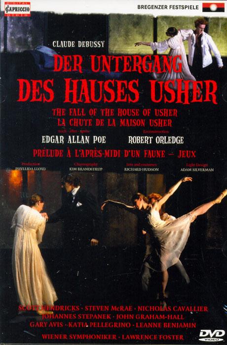 DER UNTERGANG DES HAUSES USHER/ LAWRENCE FOSTER [드뷔시: 어셔 가의 몰락]