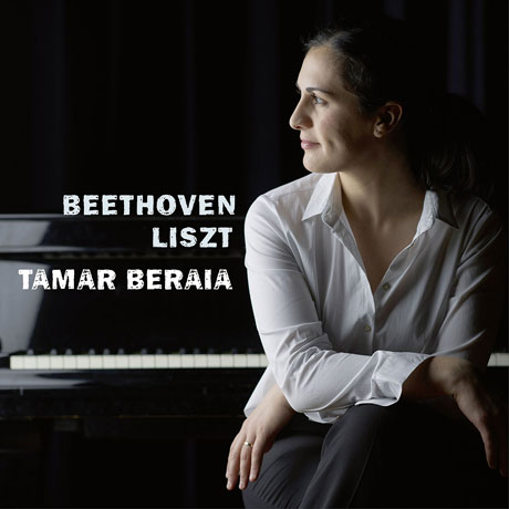 EROICA VARIATIONS, RONDOS & PIANO SONATA/ TAMAR BERAIA [베토벤: 에로이카 변주곡 & 리스트: 피아노 소나타 B단조 - 타마르 베라이아]