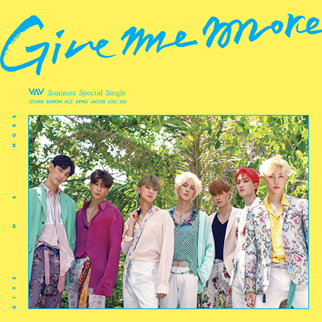 GIVE ME MORE [썸머 스페셜 싱글]
