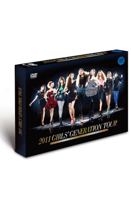 2011 걸스 제네레이션 투어: 두번째 콘서트 [2DVD+포토북]