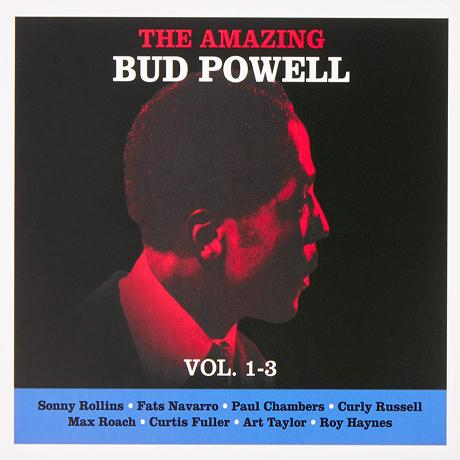 THE AMAZING BUD POWELL VOL.1-3