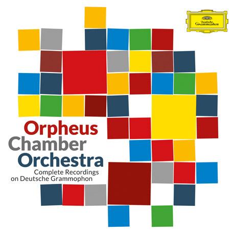 ORPHEUS CHAMBER ORCHESTRA: COMPLETE RECORDINGS ON DEUTSCHE GRAMMOPHON [오르페우스 체임버 DG 녹음 전집]
