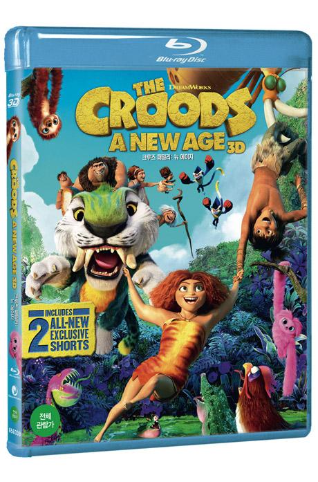크루즈 패밀리: 뉴 에이지 3D+2D [THE CROODS: A NEW AGE]