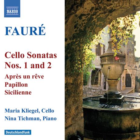 CELLO SOANTAS NOS.1 AND 2/ MARIA KLIEGEL