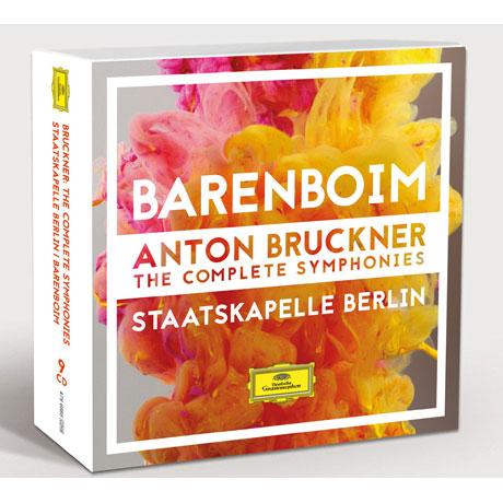 THE COMPLETE SYMPHONIES/ DANIEL BARENBOIM [브루크너: 교향곡 전집 - 바렌보임]