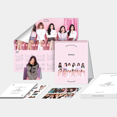 SOUL MATE: APINK 2018 SEASONS GREETINGS