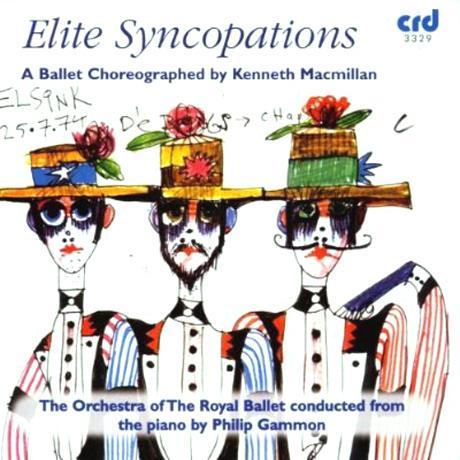 ELITE SYNCOPATIONS/ PHILIP GAMMON