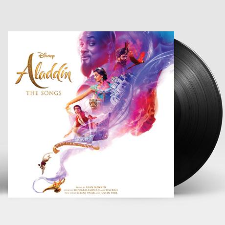 ALADDIN: THE SONGS [알라딘: 송즈] [LP]