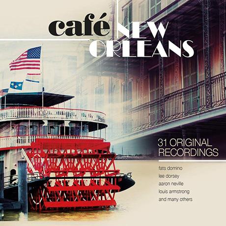 CAFE NEW ORLEANS: 31 ORIGINAL RECORDINGS