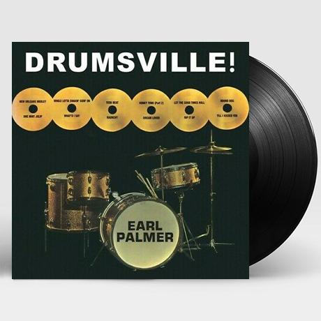 DRUMSVILLE! [LP]