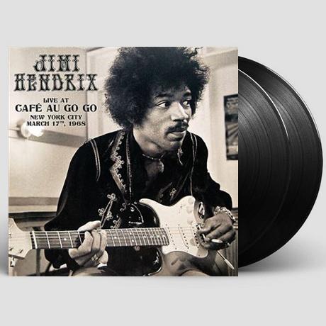 LIVE AT CAFE AU GO GO: NEW YORK CITY - MARCH 17 1968 [LP]
