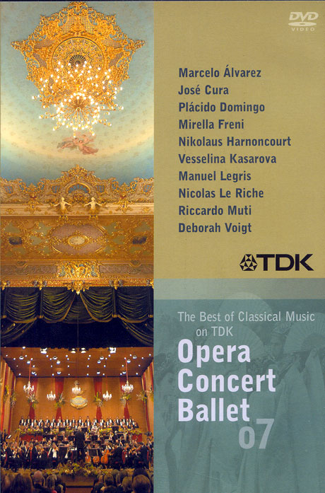 THE BEST OF CLASSICAL MUSIC ON TDK