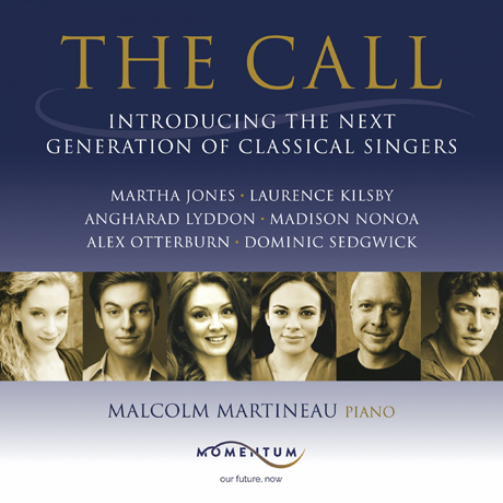 THE CALL: INTRODUCING THE NEXT GENERATION OF CLASSICAL [차세대 ??은 성악가 모음집]