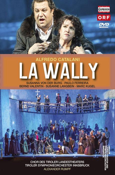 LA WALLY/ ALEXANDER RUMPF [카탈라니: 라 왈리 - 세계 최초 영상물]