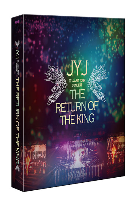 THE RETURN OF THE KING: 2014 ASIA TOUR CONCERT [4DVD+포토북] [한정판]