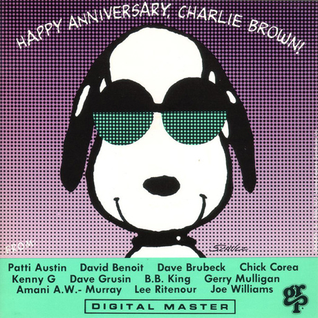 HAPPY ANNIVERSARY, CHARLIE BROWN!