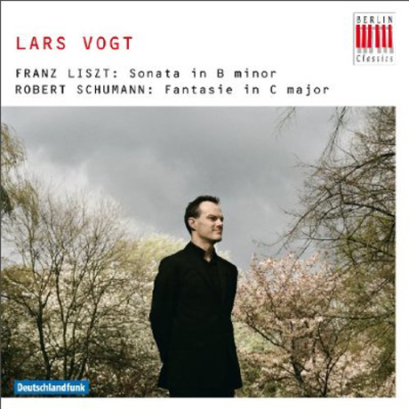 FANTASIE IN C MAJOR & SONATA IN B MINOR/ LARS VOGT