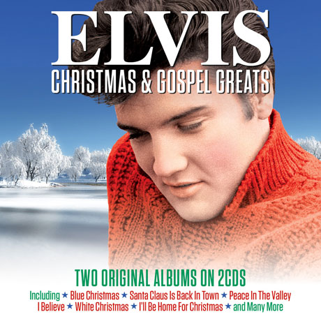 CHRISTMAS & GOSPEL GREATS [DELUXE]