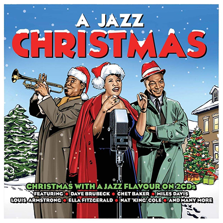A JAZZ CHRISTMAS [DELUXE]