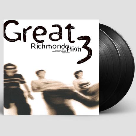 RICHMONDO HIGH [CITY POP ON VINYL 2020] [180G LP] [한정반]