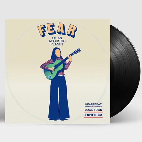 FEAR OF AN ACOUSTIC PLANET EP [CITY POP ON VINYL 2020] [LP] [한정반]