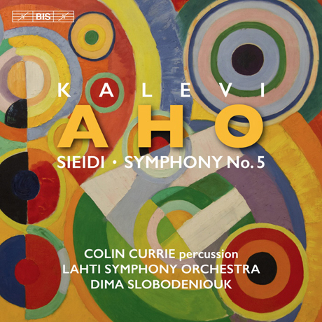SIEIDI & SYMPHONY NO.5/ COLIN CURRIE, DIMA SLOBODENIOUK [SACD HYBRID] [아호: 시에이디, 교향곡 5번 - 콜린 커리, 디마 슬로보데뉴크]