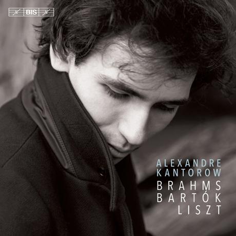 BRAHMS, BARTOK & LISZT [SACD HYBRID] [알렉산드르 칸토로프가 연주하는 브람스, 바르톡, 리스트]