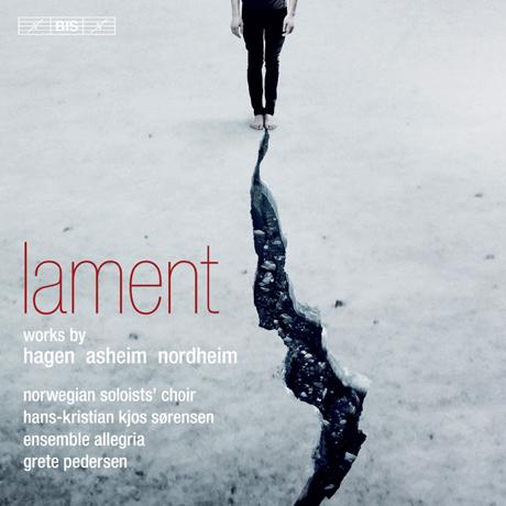 LAMENT/ NORWEGIAN SOLOISTS` CHOIR, GRETE PEDERSEN [SACD HYBRID] [비탄: 하겐, 아스헤임, 노르드헤임 - 노르웨이 합창음악 - 노르웨이 솔리스트 합창단]