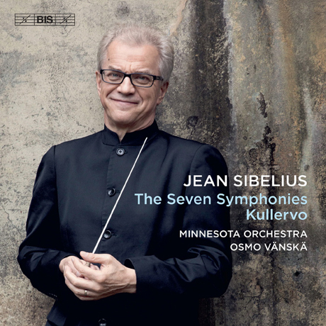 THE SEVEN SYMPHONIES & KULLERVO/ OSMO VANSKA [SACD HYBRID] [시벨리우스: 교향곡 전곡 - 오스모 벤스카]