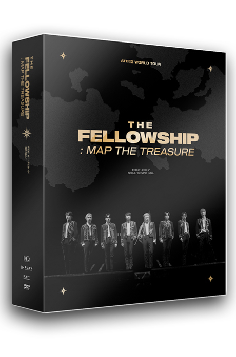 THE FELLOWSHIP: MAP THE TREASURE [WORLD TOUR]