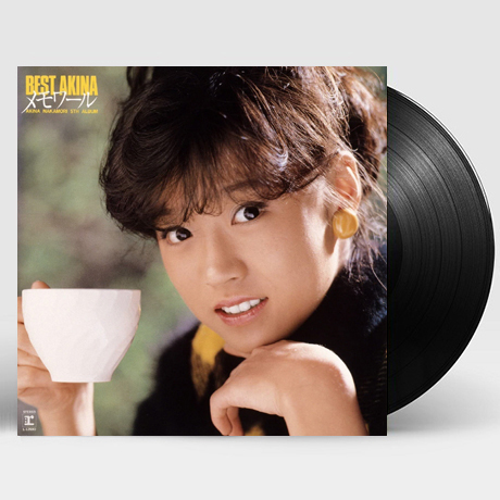 BEST AKINA MEMOIRE [180G LP] [한정반]