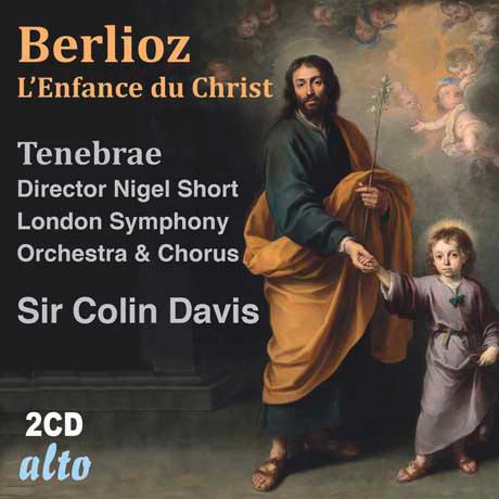 L`ENFANCE DU CHRIST/ COLIN DAVIS [베를리오즈: 오라토리오 <그리스도의 어린 시절>| 콜린 데이비스]