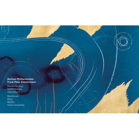 VIOLIN CONCERTOS/ FRANK PETER ZIMMERMANN [2CD+BD] [베토벤, 베르크, 바르톡: 바이올린 협주곡 - 프랑크 페터 침머만, 베를린 필]