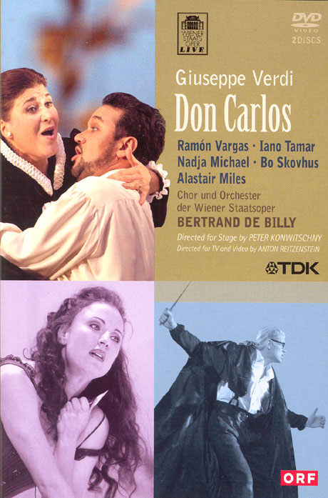 DON CARLOS/ BERTRAND DE BILLY [베르디: 돈 카를로스]
