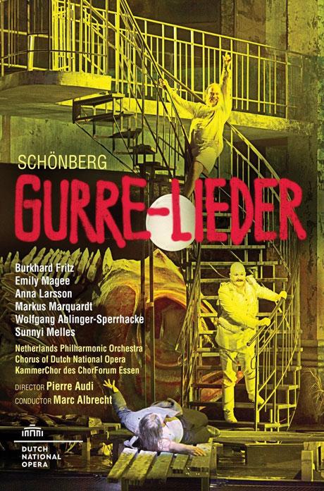 GURRE-LIEDER/ MARC ALBRECHT [쇤베르크: 구레의 노래] [한글자막]