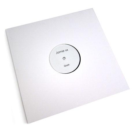 GOSH [WHITE LABEL] [SINGLE LP]