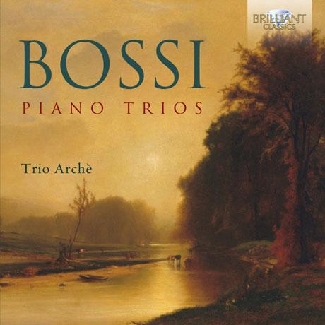 PIANO TRIOS/ TRIO ARCHE [보시: 피아노 삼중주 작품집 - 아르케 삼중주단]