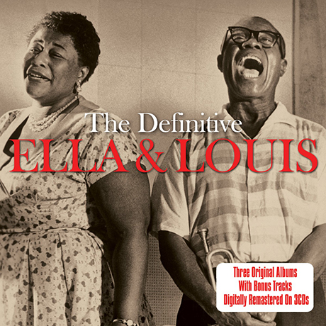 THE DEFINITIVE ELLA & LOUIS