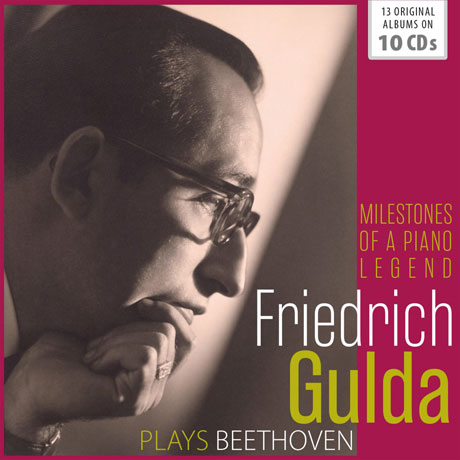 PLAYS BEETHOVEN: MILESTONES OF A PIANO LEGEND [프리드리히 굴다: 베토벤 명연집]