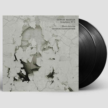 SYMPHONY NO.6/ TEODOR CURRENTZIS [말러: 교향곡 6번 <비극적>| 무지카 에테르나, 테오도르 쿠렌치스] [LP]