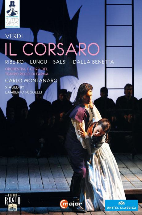 IL CORSARO/ CARLO MONTANARO [TUTTO VERDI 12] [베르디: 해적]