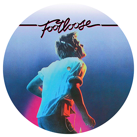 FOOTLOOSE [자유의 댄스] [PICTURE DISC LP]
