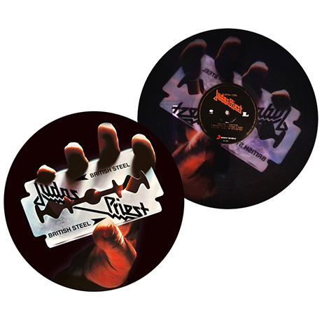 BRITISH STEEL [40TH ANNIVERSARY] [2020 RSD] [PICTURE DISC LP]